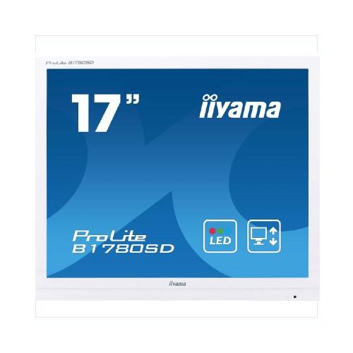 Monitor iiyama ProLite B1780SD 17'' alb