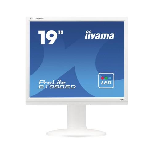 Monitor iiyama ProLite B1980SD 19'' alb