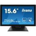 "Monitor touchscreen iiyama ProLite T1634MC, 16"", negru"