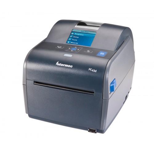 Imprimanta de etichete Intermec PC43D 203DPI