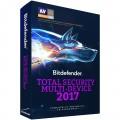 Bitdefender Total Security Multi-Device 2017, 5 PC-uri, 1 an, BOX