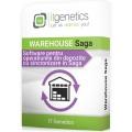 ITG Warehouse Saga - Software pentru operatiunile din depozite cu sincronizare in Saga