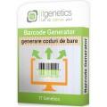 ITG Barcode Generator - software pentru crearea si tiparirea de coduri de bare