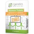 ITG Museum Tickets - Software pentru generare, imprimare si gestionare bilete