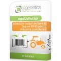 ITG AgriCollector - colectare coduri de bare si tag-uri RFID cu terminale mobile in agricultura