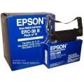 Ribon Epson ERC-30 / ERC-34 / ERC-38, compatibil, negru