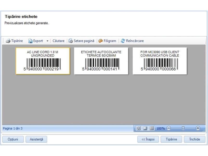 Imagini pentru software etichetare honeywell