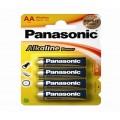 Baterie Panasonic LR06 AA