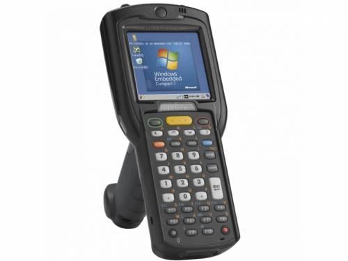 Terminal mobil Motorola Symbol MC3200 Gun 2D bat. ext. 38 taste