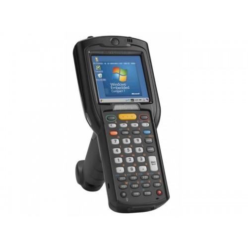 Terminal mobil Motorola Symbol MC3200 Gun 1D bat. ext. 28 taste
