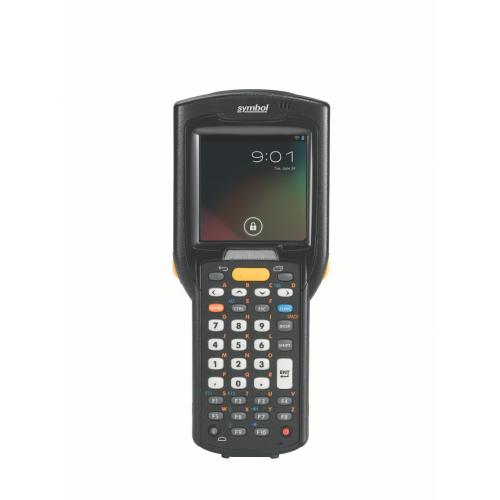 Terminal mobil Motorola Symbol MC3200 Straight Shooter 1D bat. ext. 38 taste
