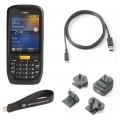 Terminal mobil Motorola Symbol MC45 Kit, alimentator, cablu USB
