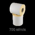 Role de etichete termice detasabile 100x70mm, 700 et./rola