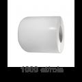 Role de etichete plastic albe 210x148mm A5, 1000 et./rola