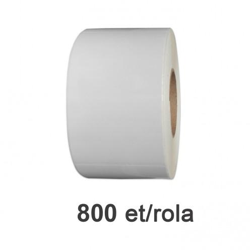 Role De Etichete Plastic Albe 148x210mm A5 800 Et./rola