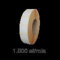 Role de etichete termice rotunde 50mm, 1000 et./rola