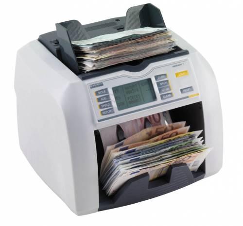 Masina de numarat bancnote Ratiotec Rapidcount T275