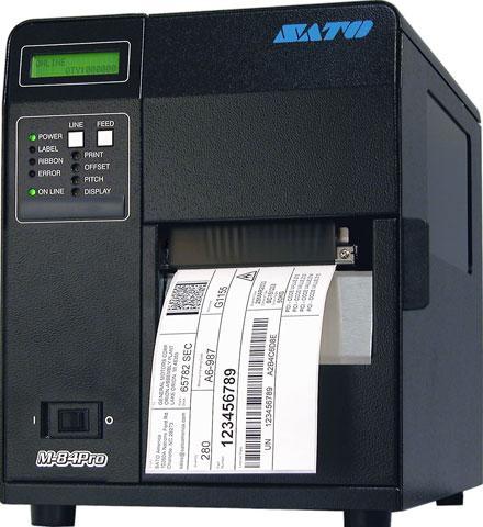 Imprimanta de etichete SATO M84PRO 203DPI