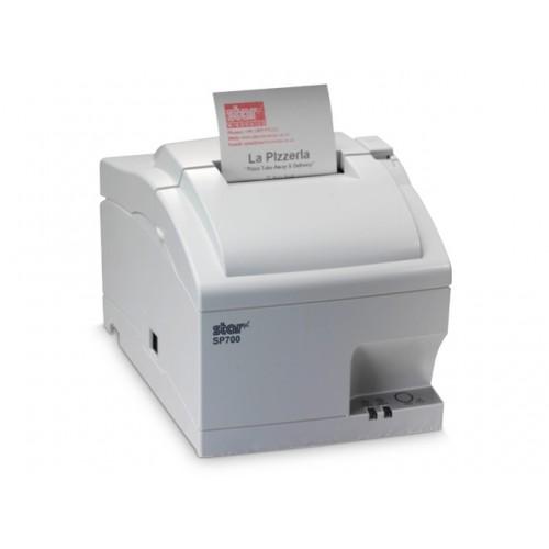 Imprimanta matriciala Star SP742MC paralel alba