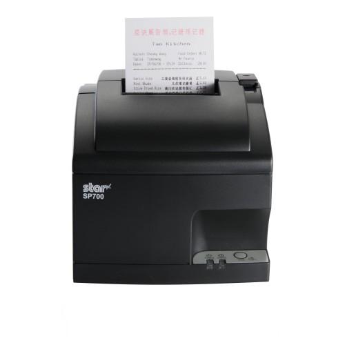 Imprimanta matriciala Star SP742MBI Bluetooth neagra