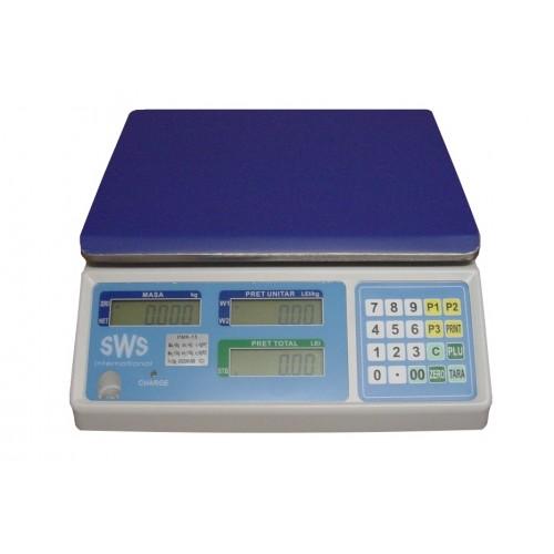 Cantar SWS PMK 6/15 kg