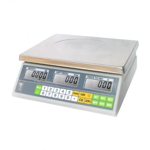 Cantar SWS KSP afisaj dual 6/15 kg