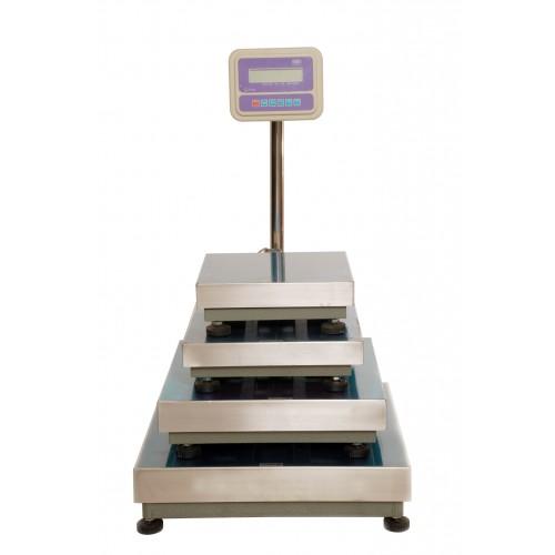 Cantar platforma SWS FLUX 1T platan 60x80 cm 300 kg