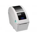 Imprimanta de etichete TSC TDP-225, USB Host, Ethernet, display, alba