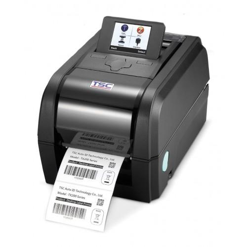 Imprimanta de etichete TSC TX200 203DPI Ethernet LCD
