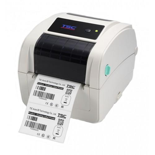 Imprimanta de etichete TSC TC200 203DPI Ethernet alba