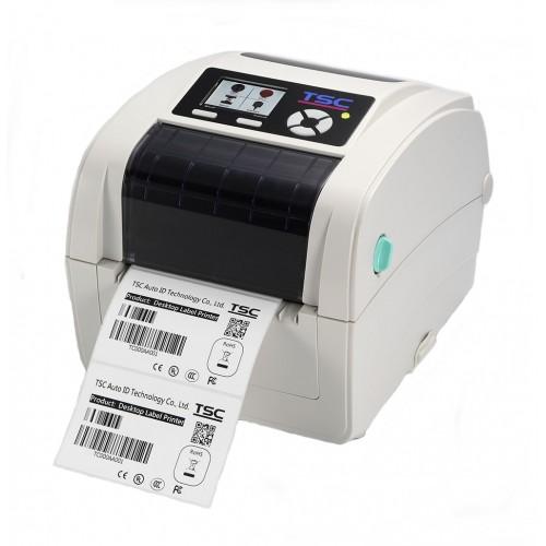 Imprimanta de etichete TSC TC210 203DPI Ethernet USB Host alba
