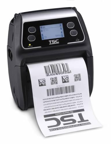 Imprimanta mobila de etichete TSC Alpha-4L 203DPI Bluetooth