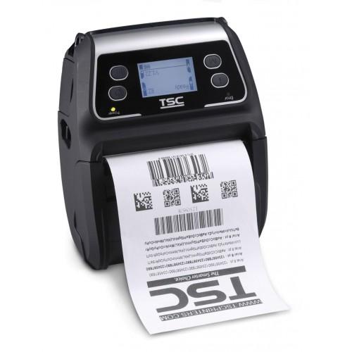 Imprimanta mobila de etichete TSC Alpha-4L 203DPI Bluetooth MFi display