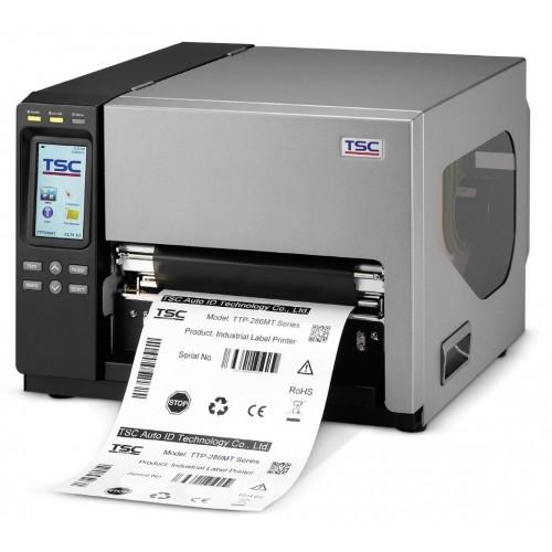 Imprimanta de etichete TSC TTP-286MT 203DPI Ethernet USB