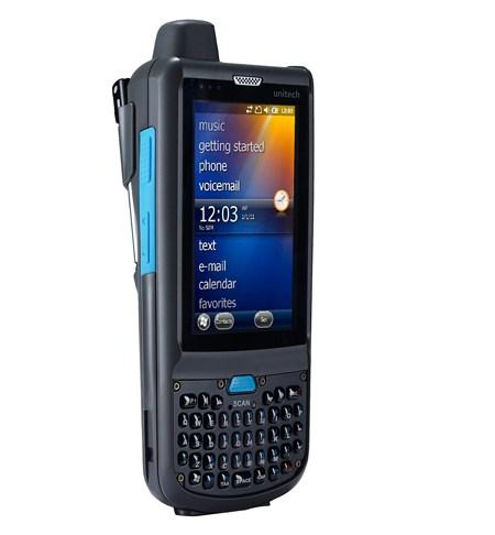 Terminal mobil Unitech PA692 2D 3G GPS Qwerty