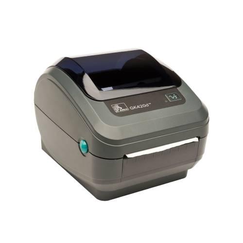 imprimanta de etichete zebra gk420d 203dpi
