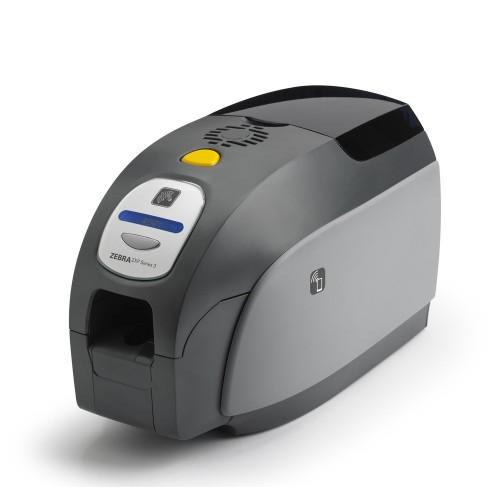 Imprimanta de carduri Zebra ZXP3 single-side Ethernet Mag. encoder