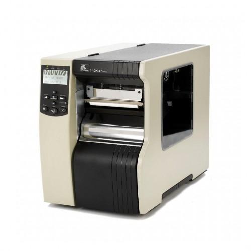 Imprimanta de etichete Zebra 140Xi4 203 DPI Peeler rewinder