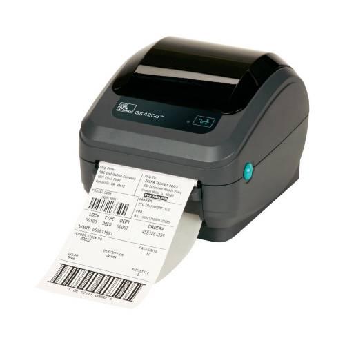 Imprimanta de etichete Zebra GK420D Ethernet