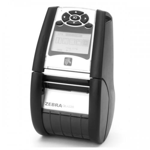 Imprimanta mobila de etichete Zebra QLn220 Bluetooth WiFi Linerless