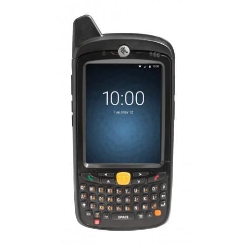 Terminal mobil Zebra MC67 Premium 2D 3G QWERTY bat. ext.