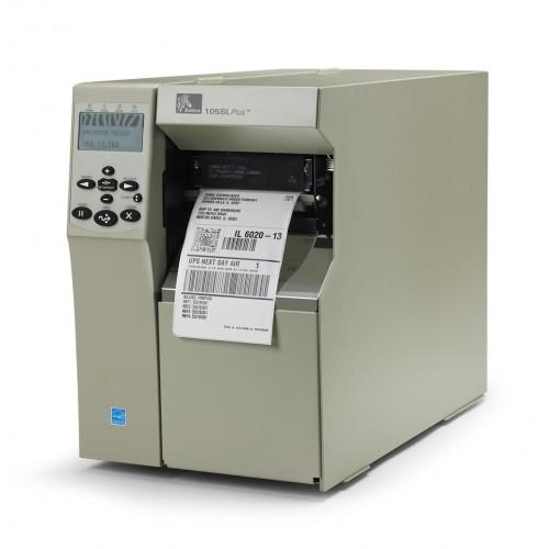 Imprimanta de etichete Zebra 105SL Plus 300DPI cutter