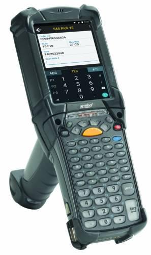Terminal mobil Motorola Symbol MC9200 Android 1D 53 taste