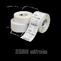 Role de etichete Zebra Z-Perform 1000T 38x25mm, 2580 et./rola