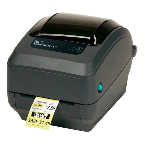 Imprimanta de etichete Zebra GK420T Ethernet USB
