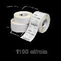 Role de etichete Zebra Z-Select 2000D 102x64mm, 1100 et./rola