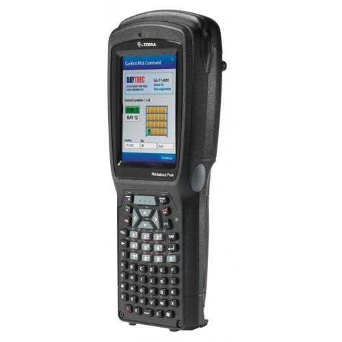 Terminal mobil Zebra WorkaboutPro 4 3G alfa-numeric bat. ext.