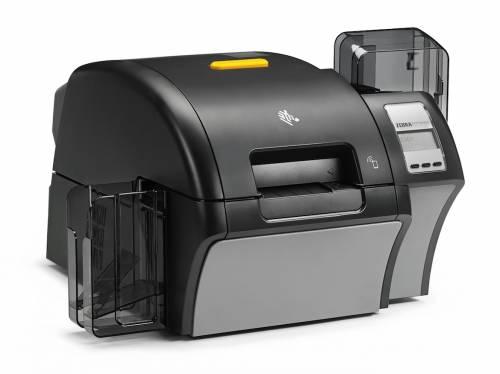Imprimanta de carduri Zebra ZXP9 dual side RFID LCD Ethernet