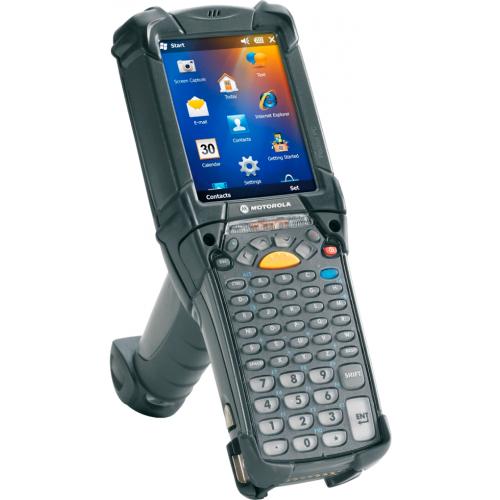Terminal mobil Motorola Symbol MC9200 Win.CE 2D LORAX 53 taste (VT)