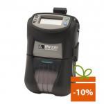 Imprimanta mobila de etichete Zebra RW220, 203DPI, Bluetooth